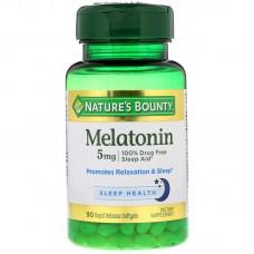 Мелатонин Повышенной Силы Действия Nature's Way Melatonin Natrol (100 таблеток)
