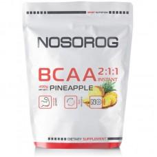 BCAA аминокислоты Nosorog Nutrition BCAA 2-1-1 (400 г)