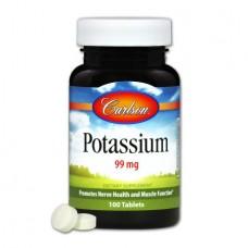 Калий Carlson Potassium (100 таблеток)