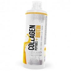 Препарат для восстановления суставов и связок MST Nutrition Collagen Peptides + Biotin Liquid (1000 мл)