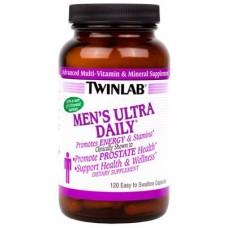 Витаминно-минеральный комплекс Twinlab Men's Ultra Daily (144 капс)
