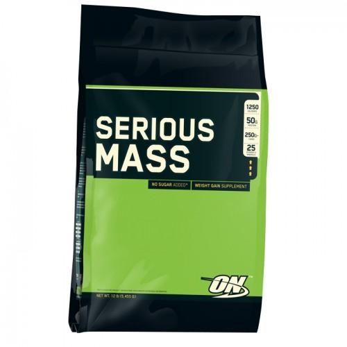 Гейнер Serious Mass 5455g