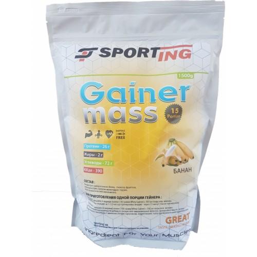 Гейнер Mass Gainer 1.5 kg