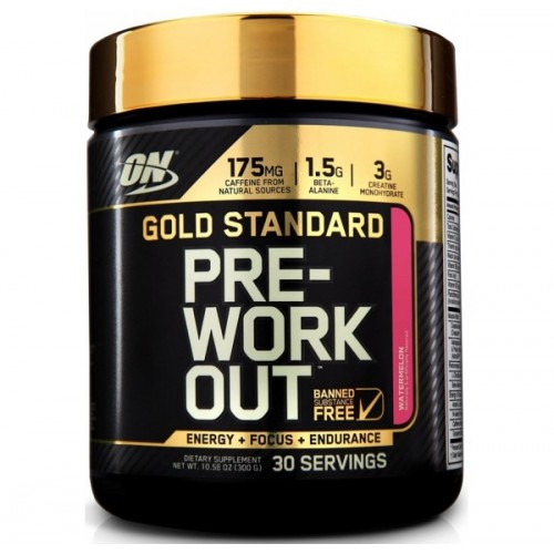 Gold Standard Pre-Workout Optimum Nutrition 300g