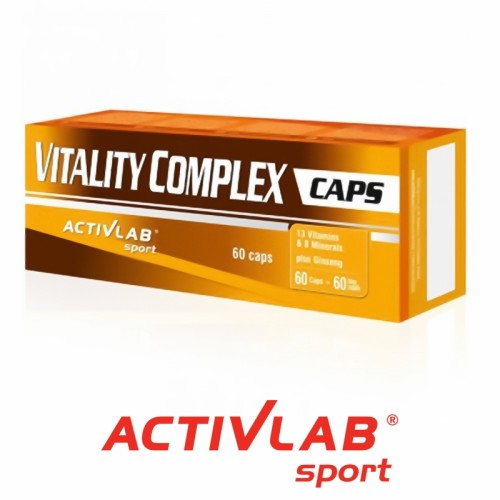 Vitality Complex купить с доставкой по Украине, отзывы, оригинальная продукция. Заказать 093-7262762, или онлайн круглосуточно