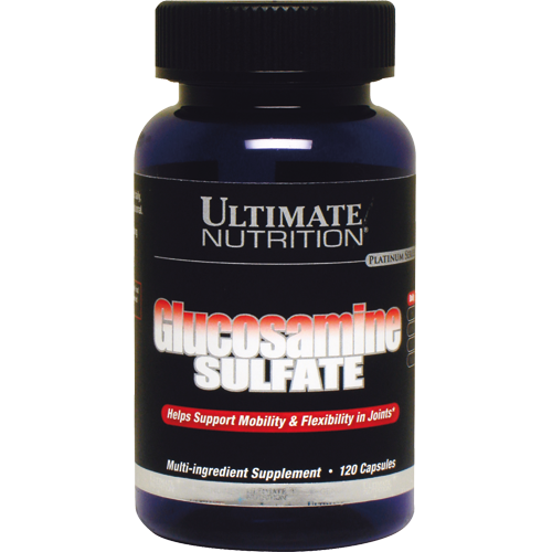 Ultimate Glucosamine Sulfate 500 Mg 120 caps
