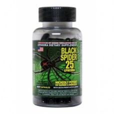 Black Spider 100cap