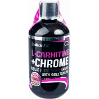 BioTech L-carnitine 35.000 + Chrome