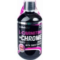 BioTech L-carnitine 35.000 + Chrome