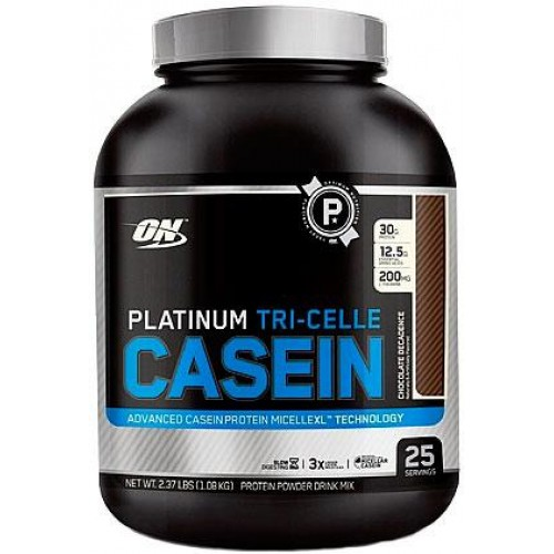 Протеин Optimum Platinum Tri-Celle Casein 1030g