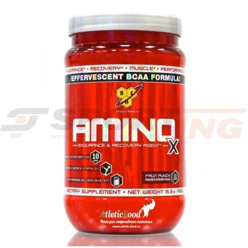 Аминокислоты BSN Amino X - 435 g