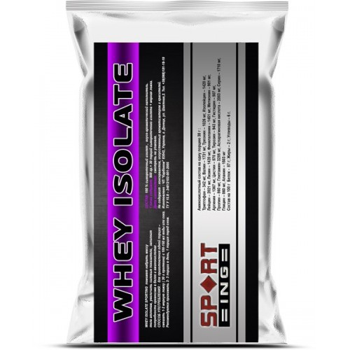 Sporting™Whey Isolate 900