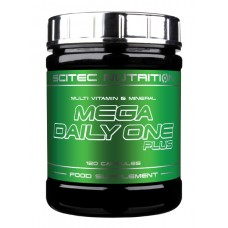 Scitec Nutrition Mega Daily ONE 120 капс.