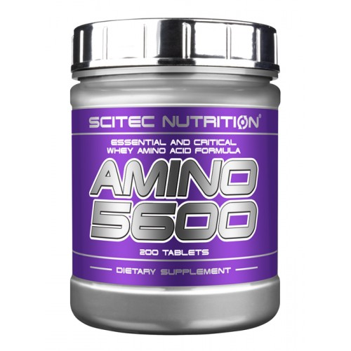 Scitec Nutrition Amino 5600 (200 таб.)