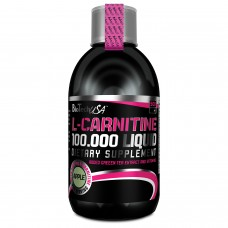 BioTech L-Carnitine 100.000 Liquid