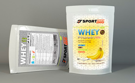 Sporting™ Whey Protein 70%